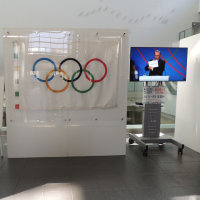 オリンピック2020フラッグツアーに行ってきました~