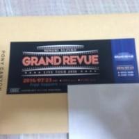 """三森すずこ「Mimori Suzuko Live Tour 2016 """"Grand Revue"""" 」"""