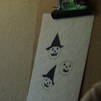 10月26日(水)、Trick or Treat?のfika.
