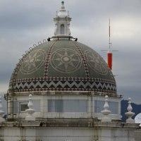 市庁舎本館 地中海式ドーム建築あおい塔 感嘆の声 静岡市の文化財産