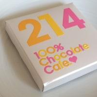 [催事]「100%  Chocolate Cafe」の「214スペシャル/シャンパンサングリア」