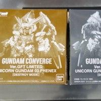 FW GUNDAM CONVERGE フェネクス&フェネクス Type-RC Ver.GFT Limited