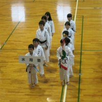 平成29年度十日町市スポーツ少年団入団式