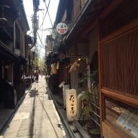 2017桜旅は京都からスタート!またつぼみ(笑)