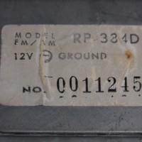 クラリオン RP-334D