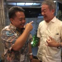 ハワイの一郎さんと太郎さん(*^◯^*)