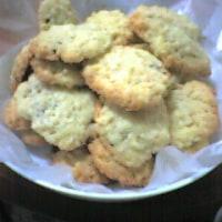 クッキー製作。