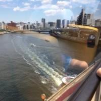 東京・スカイホップバスに乗ってみた