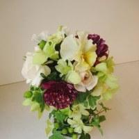 NFD資格クラス・トピアリー・イースター・野菜と花・相互に入りまじって・新古典♪