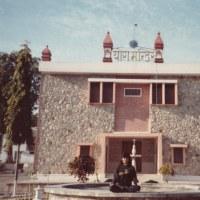 夢で見たインドの聖地「リシケシ」