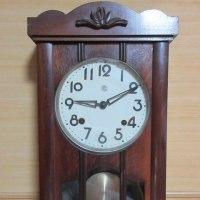 古い掛け時計が復活しました。