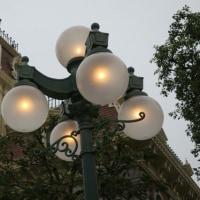 香港ディズニーランド~丸い街灯が好き その2