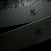 極上 十六角箸 縞黒檀&紫檀