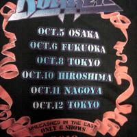 DOKKEN@Zepp  Divercity東京 10/12/16