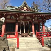 越谷香取神社(平成29年2月19日)