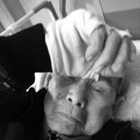 93才の介護ダイアリー、貧血率が8台で向上しない、入院して1袋の輸血が8.5から10.6へ劇的に向上、