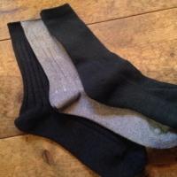 hacuの靴下