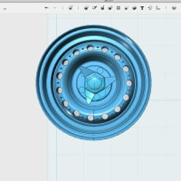 1日3Dモデリング カニンガムジャガーEタイプ