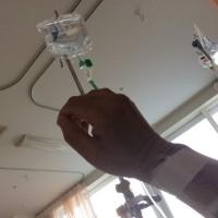 揺れる体調…入院レポート2