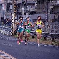 第22回ひろしま駅伝、3区8.5km一般区間の激走