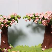 花♪花♪制作風景です
