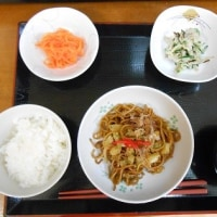 5月25日(木) 本日の昼食