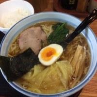 ワンタン麺@平井「まる政」