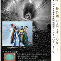 トンネルでの生演奏の様子です~♪