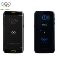au、Galaxy S7 edgeの「オリンピックモデル」2016台限定発売