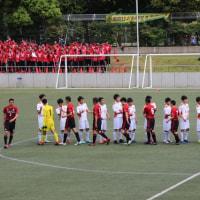 平成29年度関東高校サッカー大会東京都大会 準々決勝 vs駒澤大高