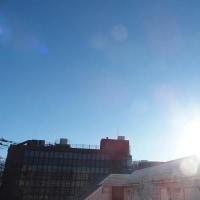 東京の今朝の天気(1月14日):晴れ
