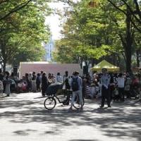 アンリ・シャルパンティエさんのハロウインケーキ  今週末はお祭りに天皇賞秋!!