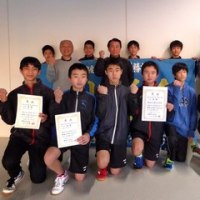 平成28年度 静岡県中学卓球選手権大会 静岡市予選会