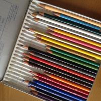 トンボ色鉛筆24色