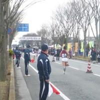 第9回西脇多可新人高校駅伝競走大会