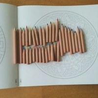 色鉛筆…♪