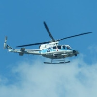 海上保安庁ヘリ