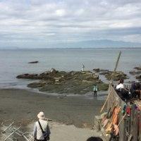 江ノ島小屋 漁師汁の朝ごはん