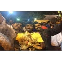 インドの文化 ~ ガネーシャ・フェスティバル ~