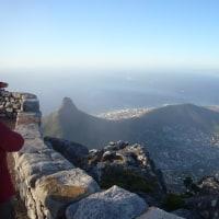 「東南アフリカ」編 ケープタウン9 テーブルマウンテン3