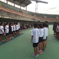 8月20日 全国小学生陸上競技交流大会