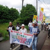 国民平和行進