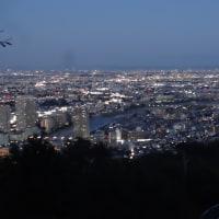 近郊への山紀行(六甲山系4分の3縦走)