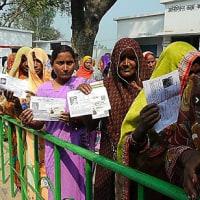 インド  モディ首相の中間評価とされる地方議会選挙 最大州で与党が圧勝