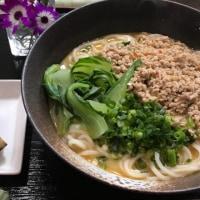 台湾料理部第20回 ☆担担麺・黒芝麻花生糖☆