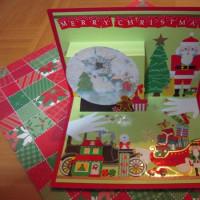 12月11日 クリスマス・アドベントカード・リレー