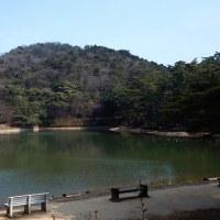 神戸市北区 再度山(470m)←→鍋蓋山(486m)