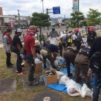5月28日のまとめと清掃活動(30)