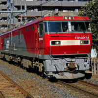 平成28年12月8日 仕事帰りに貨物列車