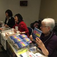 カジノ、あかん大阪集会に販売支援